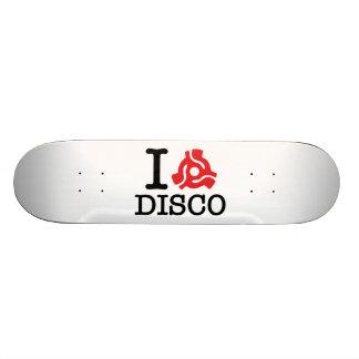 I 45 Adapter Disco Skateboard Deck