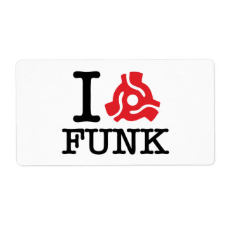 I 45 Adapter Funk Label