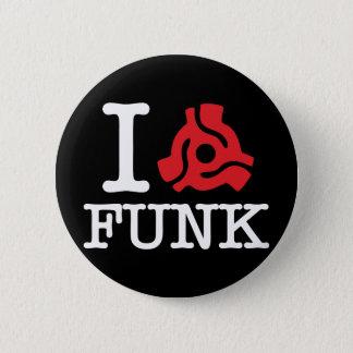 I 45 Adapter Funk Pinback Button