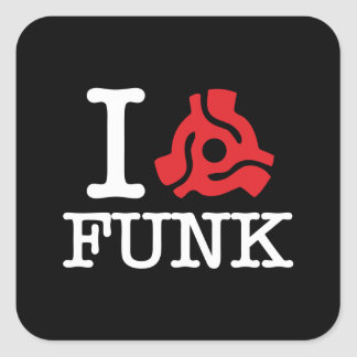 I 45 Adapter Funk Sticker