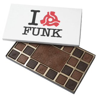 I 45 Adapter Funk 45 Piece Assorted Chocolate Box