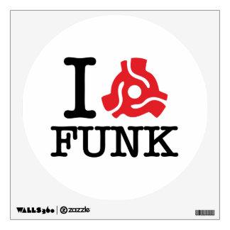 I 45 Adapter Funk Wall Sticker