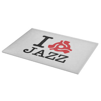 I 45 Adapter Jazz Cutting Boards