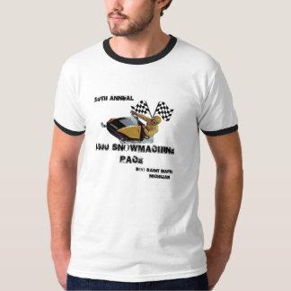 I-500 SnowMachine Race T-Shirt