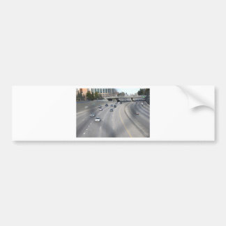 I-5 in Sacramento, CA Bumper Stickers