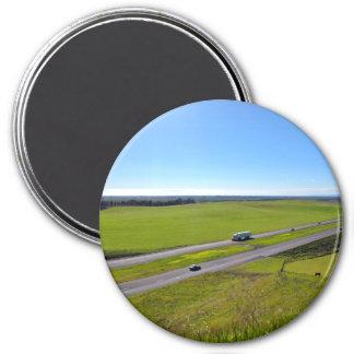 I-5 San Joaquin Valley, Central California Fridge Magnets