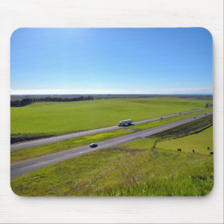 I-5 San Joaquin Valley, Central California Mouse Pad