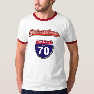 I-70 Columbus Playera