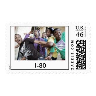 i-80 I-80 Stamps