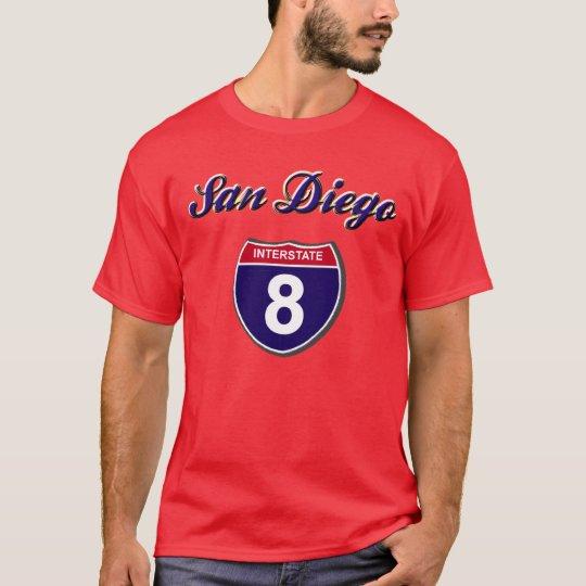 I-8 San Diego T-Shirt