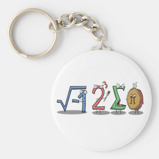 i 8 sum pi (I Ate Some Pie) Math Keyring
