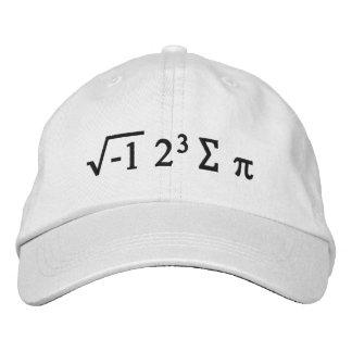 i 8 sumas pi - yo comí el gorra divertido de la gorra de beisbol