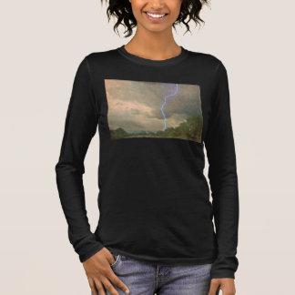 I-95 Highway Blues Long Sleeve T-Shirt