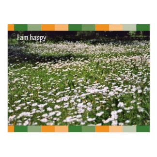 I a happy postales