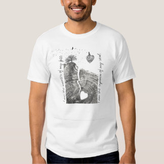 I a.m. the master of my fate: shirt