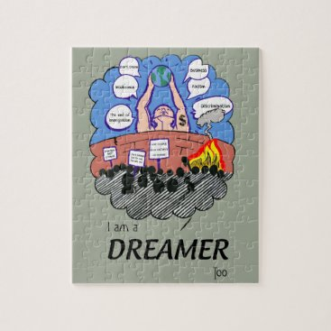 I a.m. to Dreamer too Jigsaw Puzzle