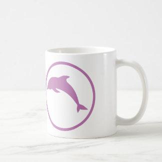 I actually became a marine biologist coffee mug