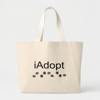 I Adopt Animals Bag