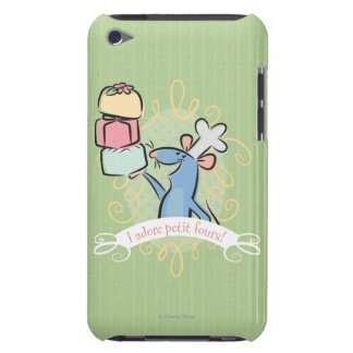 I adore petit fours! barely there iPod case