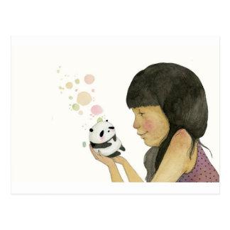 I Adore You Postcard