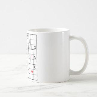 I♥AGUSTIN TAZA DE CAFÉ