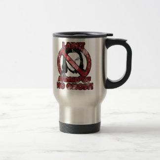 I Ain't Afraid Mug
