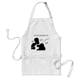 I Ain't Got Nothing But The Blues Adult Apron