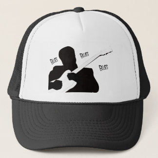 I Ain't Got Nothing But The Blues Trucker Hat