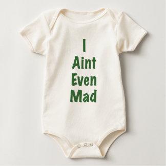 I Aint incluso enojado Mamelucos De Bebé