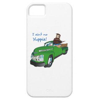 I AINT NO YUPPIE iPhone 5 CASE