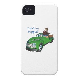 I AINT NO YUPPIE iPhone 4 Case-Mate CASE
