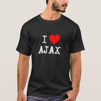 I AJAX del corazón Playera