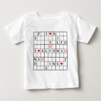 I♥ALFONSO BABY T-Shirt