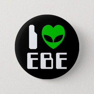 I Alien Heart EBE Button