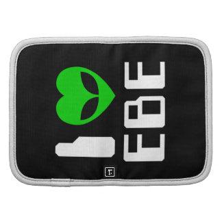 I Alien Heart EBE Folio Planners
