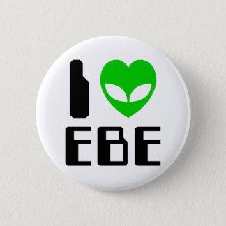I Alien Heart EBE Pinback Button