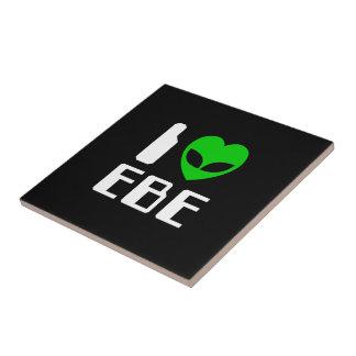 I Alien Heart EBE Tile