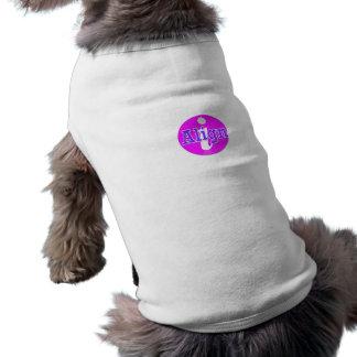 i align dog shirt