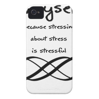 I allow myself peace infinity iPhone 4 Case-Mate case