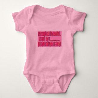 I already know I'm beautiful.... Baby Bodysuit