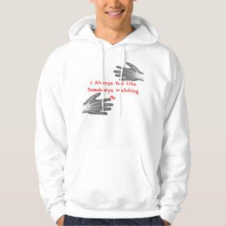 I Always Feel Like Some... Hooded Sweatshirt