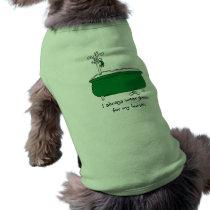 I Always Wear Green Shirt