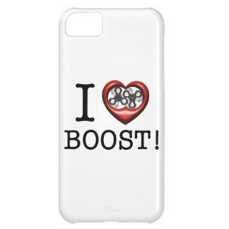 I alza del corazón - cubierta del iPhone del sobre Funda Para iPhone 5C