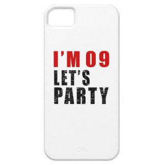 I Am 09 Let's Party iPhone SE/5/5s Case