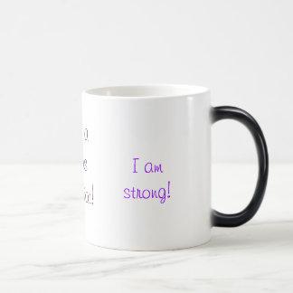 I Am 11 Oz Magic Heat Color-Changing Coffee Mug