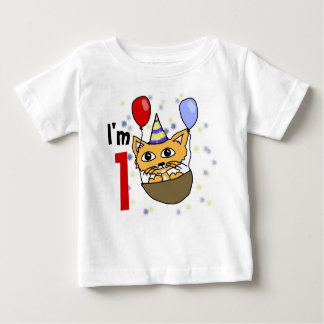 I am 1 anniversary baby T-Shirt