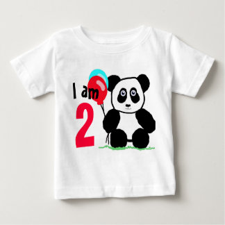 I am 2 anniversary t-shirt