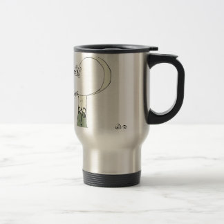 I Am 2 from tony fernandes design Travel Mug
