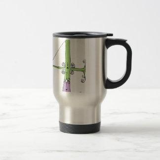 I Am 4 yrs Old from tony fernandes design Travel Mug