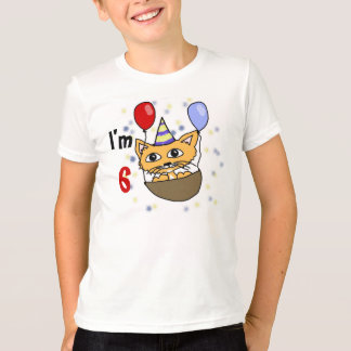 I am 6 anniversary T-Shirt